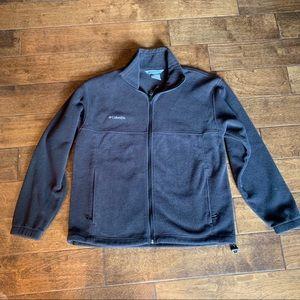 Columbia Thick Fleece Jacket, L